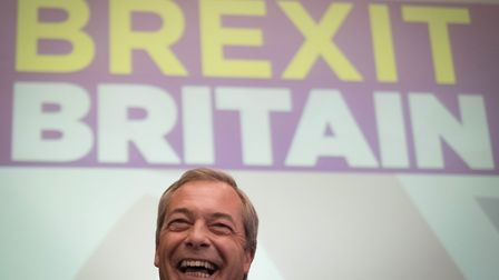 Nigel Farage will recieve £73,000 a year in EU pension payments