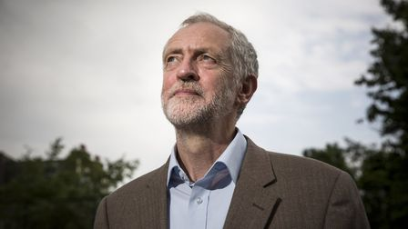 Jeremy Corbyn poses for a portrait. Photo: Dan Kitwood/Getty Images