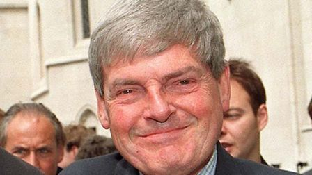Peter Preston, who has died, aged 79, pictured in 1997