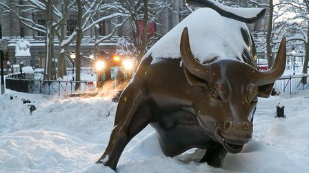 Markets remain bullish but experts are warning ivestors to be cautious PHOTO: � Beowulf Sheehan/ZU