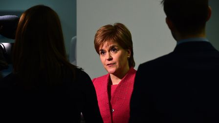 Scottish First Minister Nicola Sturgeon has hit out at Brexiteers