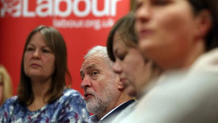 Jeremy Corbyn has again ruled out backing another Brexit vote