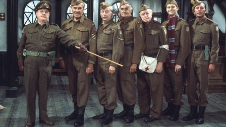 Dad's Army. Photograph: BBC