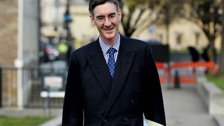 Conservative MP Jacob Rees-Mogg. Photo: PA Archive/PA Images.