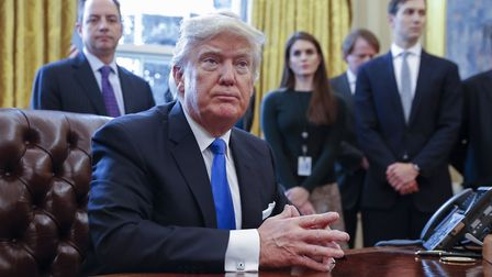 In the wake of high-profile sackings that have dogged US President Donald Trump's administration, th