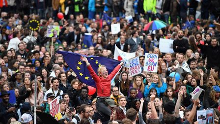 Jim Fanshawe dicusses the problems with a soft Brexit. Picture: Jeff J Mitchell/Getty Images.