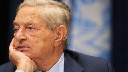 Billionaire financier George Soros' donations to the anti-Brexit cause have prompted an anti-semitic