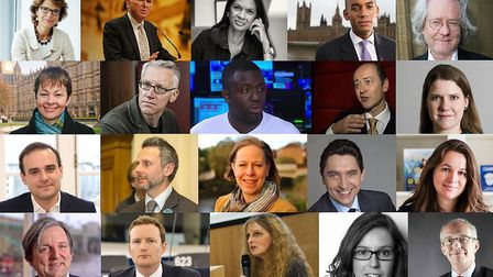 A range of speakers will be discussing the impact of leaving the EU at a conference in London. Pictu