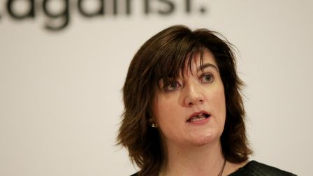 Thorn in Theresa May's side, Nicky Morgan