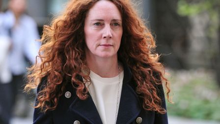 Former News International chief executive Rebekah Brooks. Picture: PA/Yui Mok