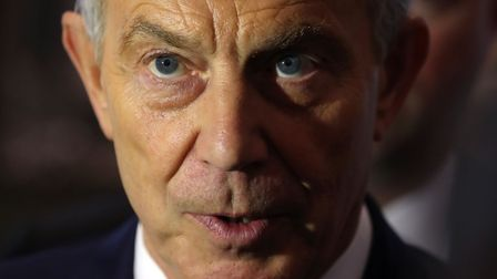 Tony Blair has claimed the government is still in 'cake and eat it' mode over Brexit