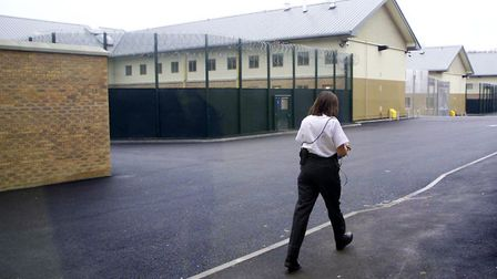 Yarl's Wood detention centre is home to a secret scandal, according to campaigners. Picture: PA