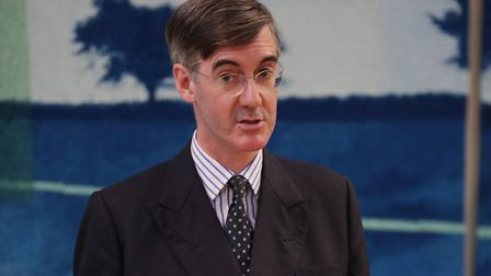 Leading Tory Brexiteer Jacob Rees-Mogg