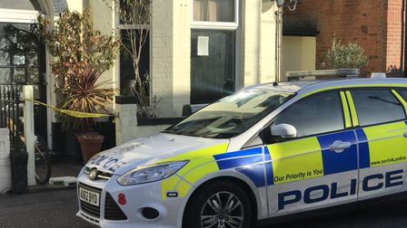 Murder in South Market Road Great Yarmouth