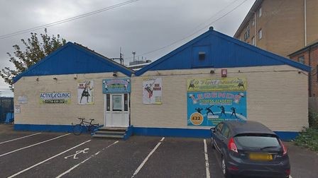Spartans Amateur Boxing Club is based at Legends Gym on Steam Mill Lane in Great Yarmouth. Picture:
