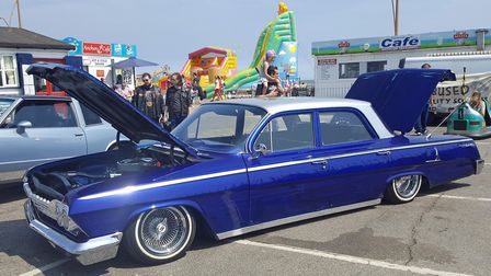 Great Yarmouth Wheels Festival takes place on Saturday July 6 and Sunday July 7. Picture: Great Yarm