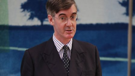 Andrew Adonis discusses Jacob Rees-Mogg and the House of Lords on Brexit. Picture: Yui Mok/PA Wire/P