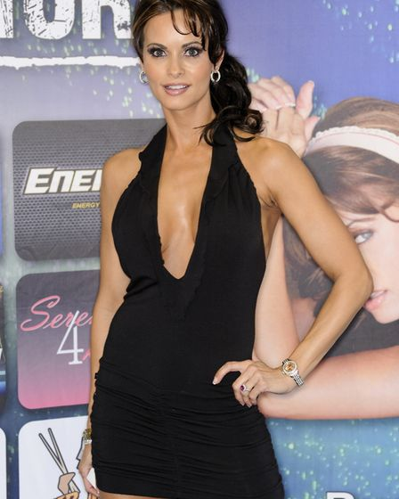 January 8, 2011, Las Vegas, Nevada, U.S. KAREN MCDOUGAL at the AVN Adult Entertainment Expo in Las V