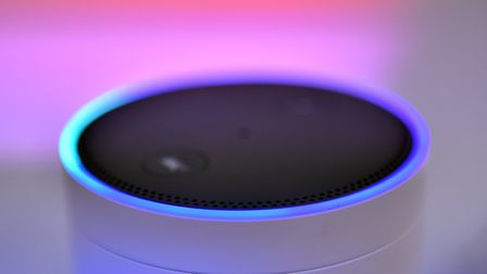 Amazon's Echo - Alexa Voice Service presented at the IFA in Berlin, Germany, 1 September 2017. Photo
