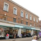 The Marks and Spencer store in the town centre in Great Yarmouth which is closing and moving to the