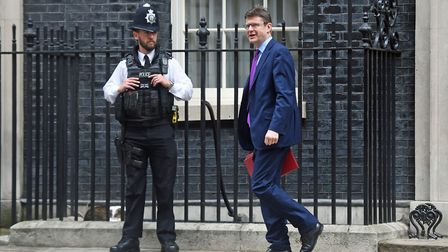 Business secretary Greg Clark has suggested the customs tranistional period could be extended Photo