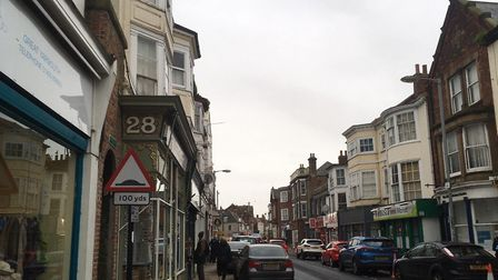 A multi-agency operation focused on King Street in Great Yarmouth uncovered around 17,500 illegal ci