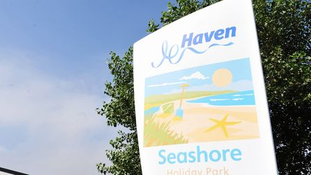 Haven Seashore Holiday Park, Yarmouth.