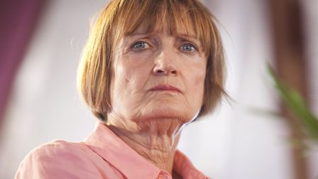 Dame Tessa Jowell speaking at the Sunday Papers Live tent in Citadel, a one-day festival at Victoria