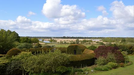 How Hill, a nature reserve in the Norfolk Broads, has reopened its carpark and gardens as lockdown e