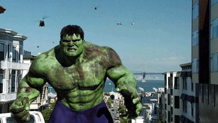 The Incredible Hulk who is more admired than his alter-ego mild-mannered scientist Bruce banner. Cre