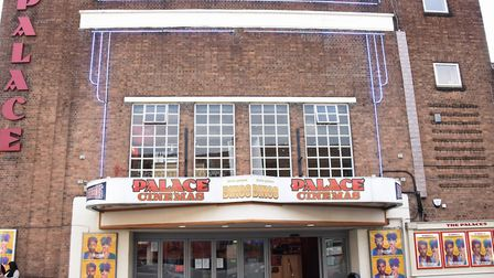 The Gorleston Palace cinema has introduced several measures to keep customers safe when it reopens.