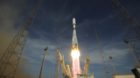 Second Galileo IOV launch on carrying the second two Galileo In-Orbit Validation satellites FM3 and