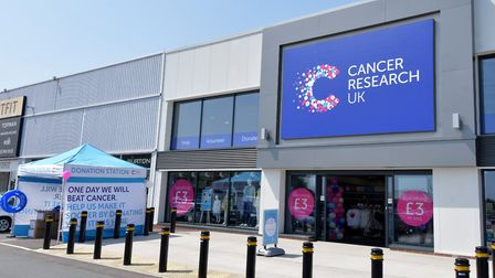 Cancer Research UK currently funds around 50% of all cancer research in the UK. The Great Yarmouth s