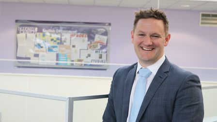 Kevin Blakey will take over as principal at Great Yarmouth Charter Academy in September. Picture: Co
