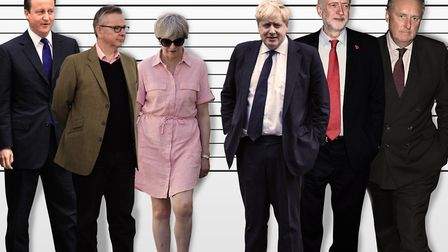 Brexit on Trial. Picture: Archant
