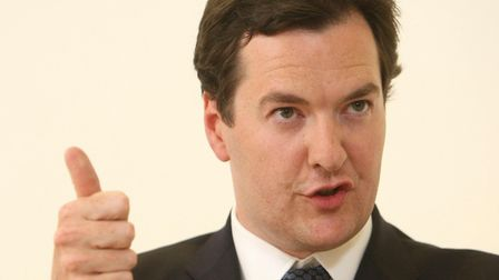 George Osbourne first pitched the idea. Picture: PA