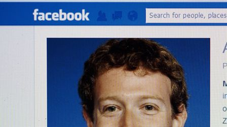 Mark Zuckerberg's Facebook profile in 2013. Photograph: Chris Ison/PA Wire.