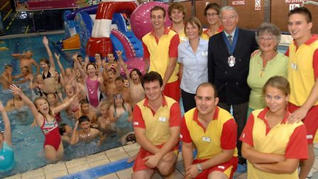 Could Felixstowe Leisure Centre be under threat next from Suffolk Coastal's cost cutting?