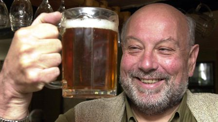 Clive Goodall, the former landlord of the Maypole in Ipswich and Moon & Mushroom in Swilland, died i