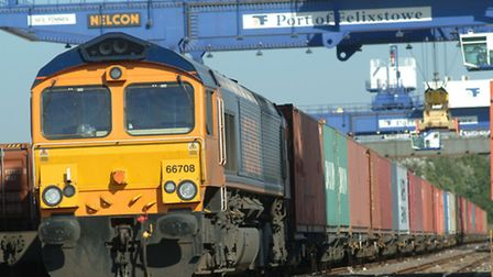 Port of Felixstowe bosses had suggested axing some passenger trains to make way for more freight on