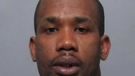 Kevin Clarke, jailed for being a getaway driver
