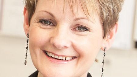 Karen Finch, audiologist and tinnitus lay counsellor at the Hearing Care Centre in Ipswich