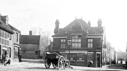 EADT FROM THE ARCHIVE NOSTALGIACONTRIBUTED PHOTO REF DAVE KINDREDA Victorian view of Fore Str