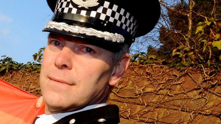 Suffolk Police Assistant Chief Constable Paul Marshall.