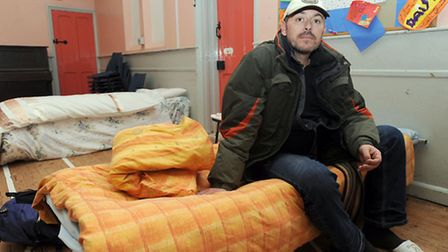 More beds for homeless