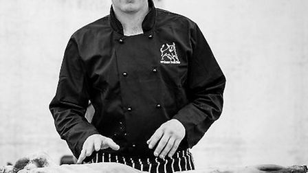 The Artisan Butcher, Jamie Willows, is taking part in the Live Below The Breadline challenge.