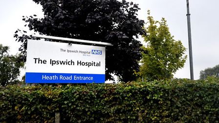 Top salaries of staff at Ipswich Hospital have been revealed