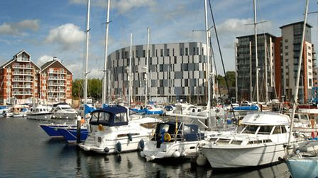 Ipswich Waterfront will host the Waterfront Food and Drink Festival in Mayt.
