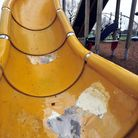Damage to play equipment at Castle Hill Recreation Ground, Ipswich