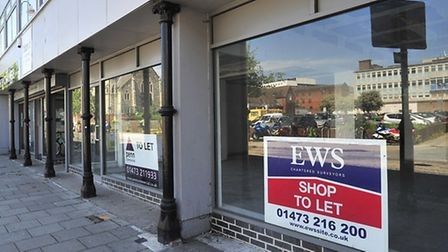 Shop to Let in Tacket Street, Ipswich